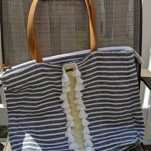 Roxy Canvas Tote / BeachBag